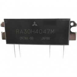 RA30H4047M  RF Module, 400-470 MHz, 30 Watt, 12.5v