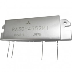 RA30H4552M1 RF Module, 440-520 MHz, 30 Watt, 12.5v, Metal Case