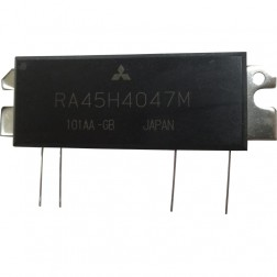 RA45H4047M  RF Module, 400-470 MHz, 45 Watt, 12.5v