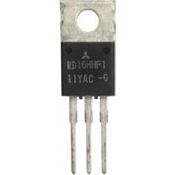 RD16HHF1 Transistor, 16 watt, 30 MHz, 12.5v, Mitsubishi