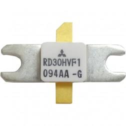 RD30HVF1  Transistor, 30 watt, 175 MHz, 12.5v, Mitsubishi