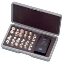 RFA4018  Uniadapt Cable Testing Kit - Includes RFA4018-20 and RFA4024 in Hard Case, RFI