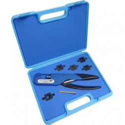 RFA4009-200 - Professional grade coax crimper kit