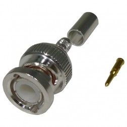 RFB1106-2ST BNC Male Crimp Connector, RFI