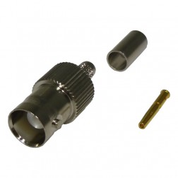 RFB1123-C1 BNC Female Crimp Connector, RFI