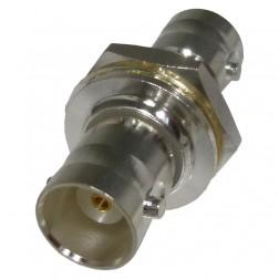 RFB1135-I BNC In-Seriese Adapter, Female to Female Bulkhead, RFI