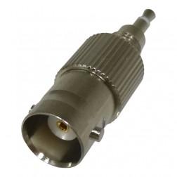 RFB1141 BNC Between Series Adapter, BNC Female to Phono Plug (motorola), RFI