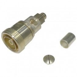 RFD1630-2E Connector, 7/16 DIN Female Crimp