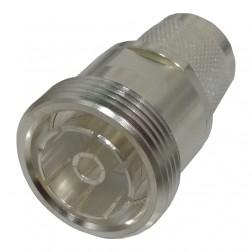 RFD1672-2  7/16 DIN Between Series Adapter, 7/16 DIN Female to Type-N Male, RFI