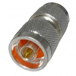 RFN1014-1 Type-N IN Series Adapter, Male to Male Barrel, RFI