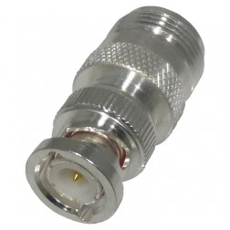 RFN1038-1 Between Series Adapter, Type-N Female to BNC Male, RFI