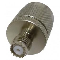 RFU625 Between Series Adapter, MIni-UHF Female to Type-N Male, RFI