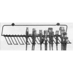 RFW1999 Unicable Cable Rack