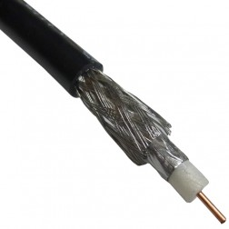 RG59/U-9104 Coax Cable, 75 ohm,