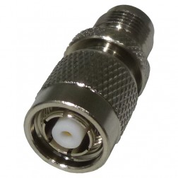 RP1223 Between Series Adapter, RP-TNC Male to TNC Female, RF Industries