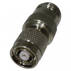 RP1234 Reverse Polarity Between Series Adapter, RP TNC Male to Type-N Female, RFI
