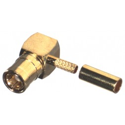 RSB4010-1B Connector, r.A. smb(male) rg316