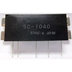 SC1040 Module, Icom