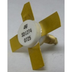 SD1274 Transistor, Stud Mount package, 160 MHz, 13.6v, 30 w, ST Micro