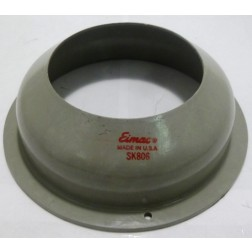 SK806-P  Tube Chimney for SK800 Socket, 4CX1500B, Eimac (Clean Pullout)