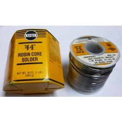 "SOLDER24-093 Solder, kester ""44"" 1 lb.,  .093 dia . sn60pb40 66/44 Mfg p/n 24-6040-0066"