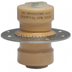 SPFH1202WC - Feed Thru Capacitor 2000 10kvdc