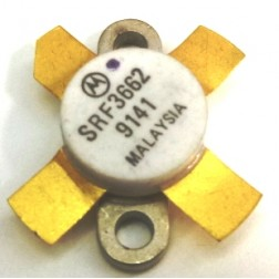 SRF3662 Transistor, 12 volt