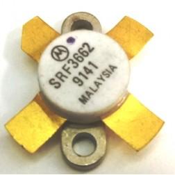 SRF3662MP Transistor, 12 volt, mpair