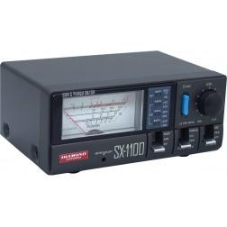 SX1100  Wattmeter/VSWR, 1.8-160 & 430-1300 MHZ, 200 Watt, Diamond Antenna