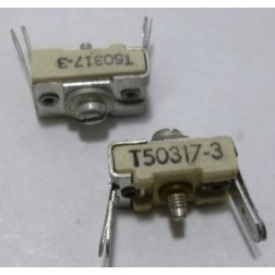 T50317-3, Capacitor, trimmer, 8-50 pf sub for p/n 403