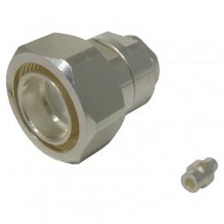 TC400716MC 7/16 DIN Male Clamp Connector, LMR400