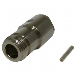 TC400NFC Type-N Female Clamp Connector, LMR400