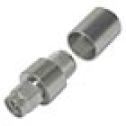 TC400SM Connector, sma(m) crimp, Straight, TIMES