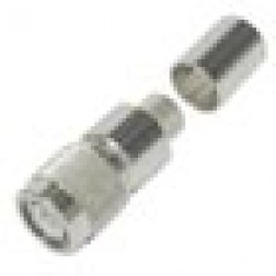 TC400TM TNC Male Crimp  Connector,  Times
