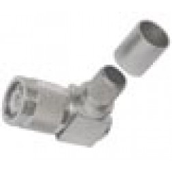 TC400TMRA TNC Male Crimp Connector, Right Angle, Times
