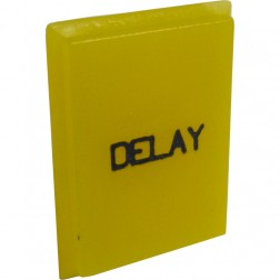 TEXLENSYEL - Replacement Lens Cover (YELLOW - Delay), Texas Star