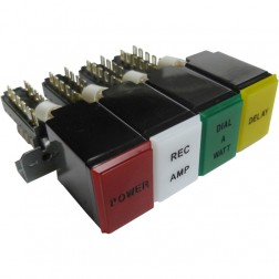 TEXSWITCH4-D - Replacement 4 Position Switch