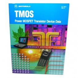 TMOS Book, motorola power mosfet, Transistor device data,