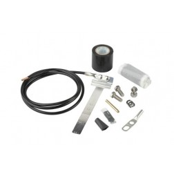 UG12158-15B4 - Universal Grounding Kit for 1/2&quot; - 1-5/8&quot; Corrugated Coax Cable