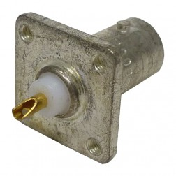 UG290A/U  BNC Female 4 Hole Chassis Connector, , Kings