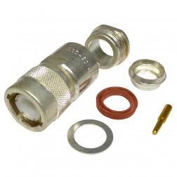 UG573C/U  Type-C Male Clamp Connector, RG8, RG213, RG393, Kings
