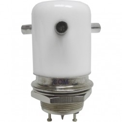 VC2T-13.2 - Vacuum Relay, 13.2v, Threaded w/Nut