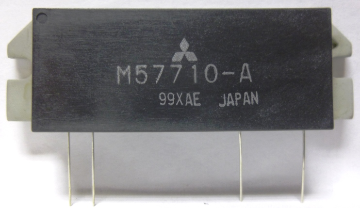 Bi Polar Modules 101-250 MHz