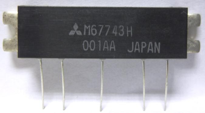Bi Polar Modules 0-100 MHz