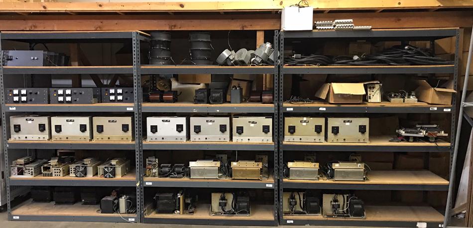 Henry 3000D Radio Frequency Power Generator