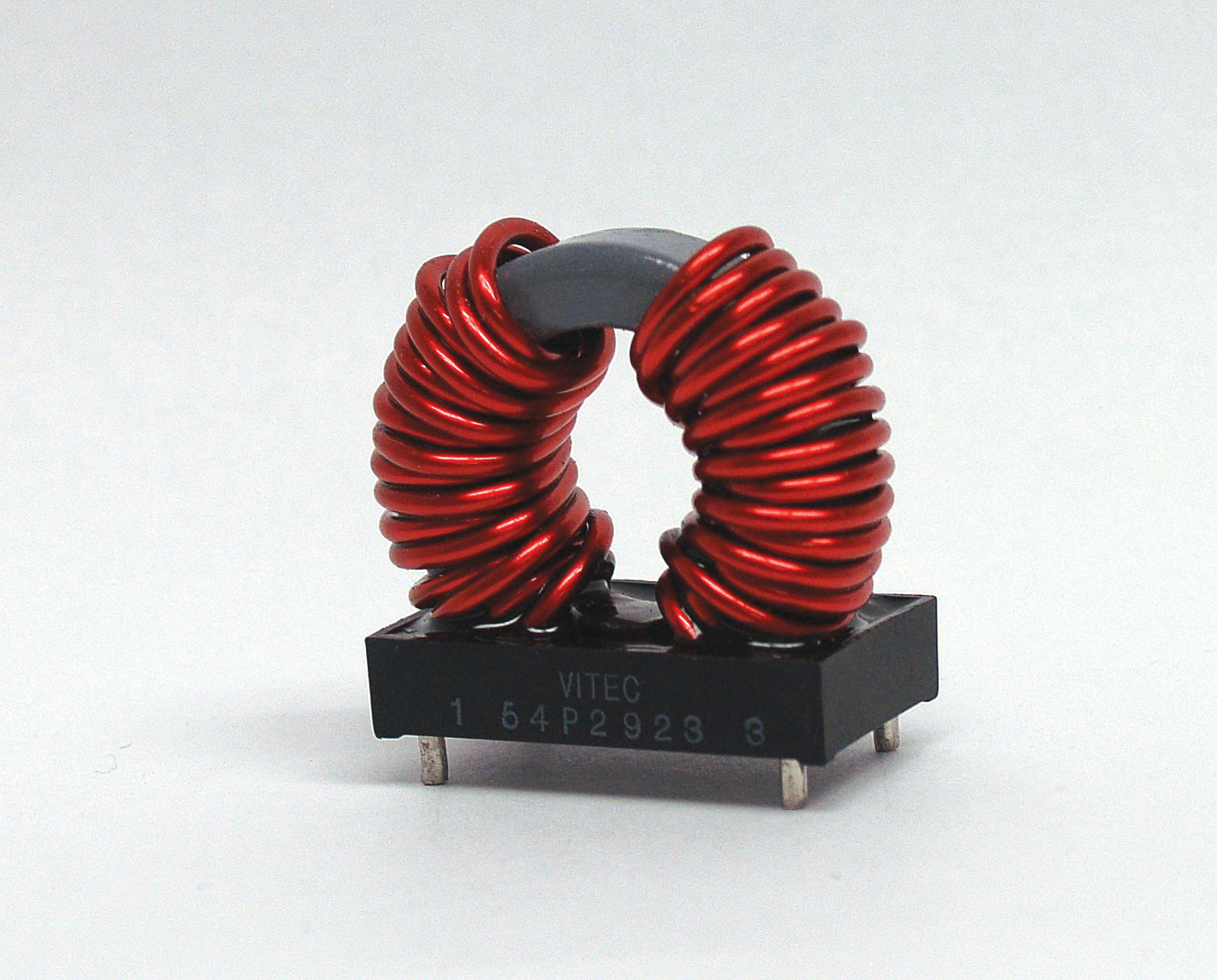 54P2923 Emi common-mode inductor, 25a,  005 ohm 3kv