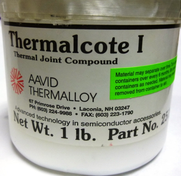 Aavid, Thermal Division of Boyd Corp - 250G - Thermal ...