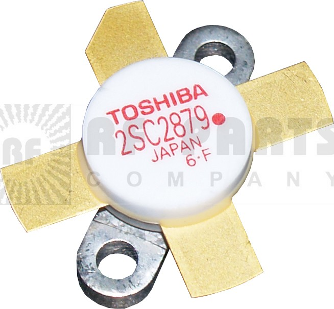 "2SC2879A - ""Red Dot"" Pb Free RoHS compliant,Transistor, Toshiba"