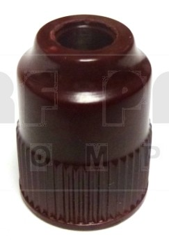 37001C HIGH VOLTAGE SAFETY TERM, RED SHELL