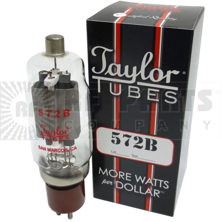 Taylor 572b tubes